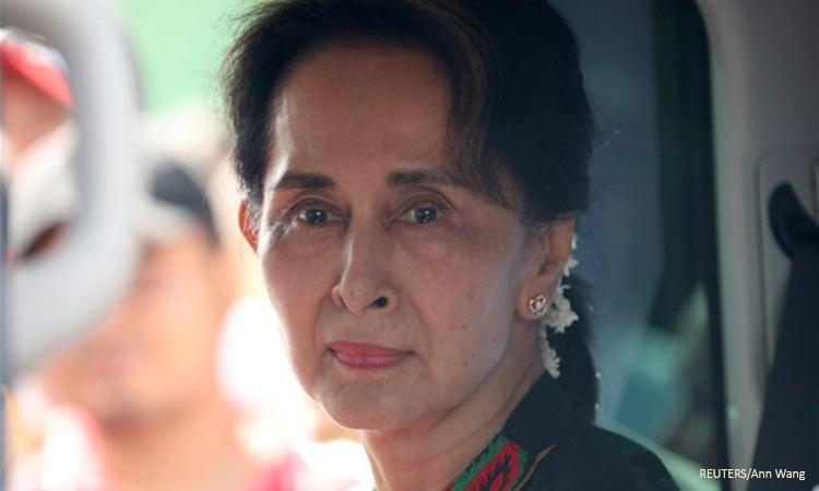 Στο Διεθνές Δικαστήριο η Αούνγκ Σαν Σου Τσι – Κατηγορείται για γενοκτονία των Ροχίνγκια