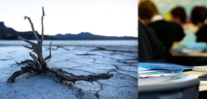 Υποχρεωτικό μάθημα στα ιταλικά σχολεία η κλιματική αλλαγή