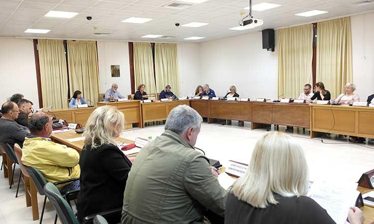 Τακτική συνεδρίαση Δημοτικού Συμβουλίου Πεντέλης στις 11 Δεκεμβρίου