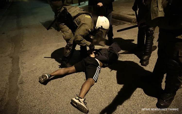 Εξάρχεια: Μικροεπεισόδια και 28 συλλήψεις