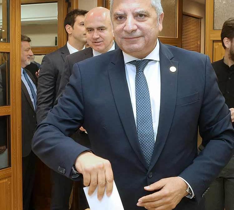 Α' αντιπρόεδρος της ΕΝΠΕ εξελέγη ο περιφερειάρχης Αττικής Γ. Πατούλης