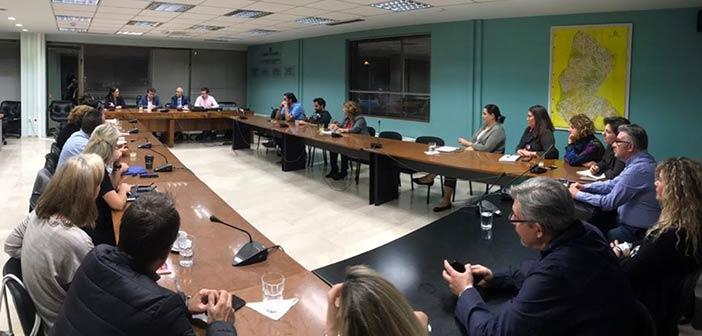 Συνάντηση δημάρχου Φιλοθέης – Ψυχικού με τους Συλλόγους Γονέων των σχολείων του Δήμου