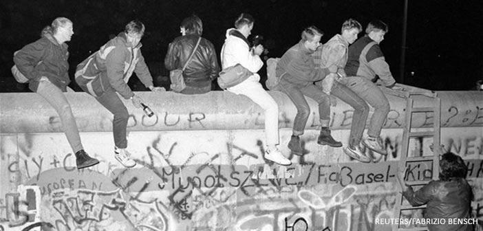 Βερολίνο, 1989: Η πτώση του Τείχους που άλλαξε τον κόσμο