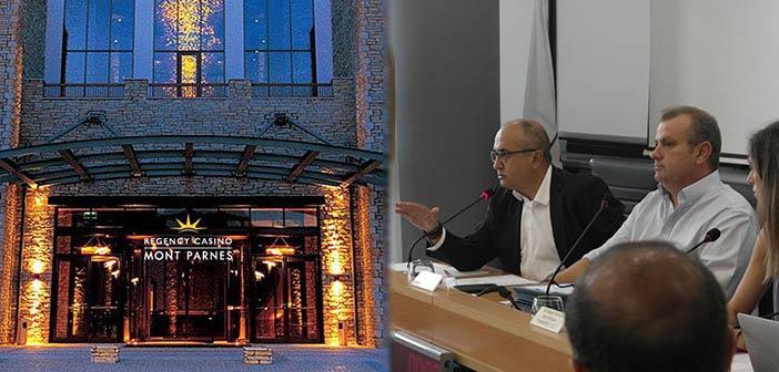 Δήμος Ηρακλείου: Ατυχής η προσπάθεια σύνδεσης της υπογειοποίησης της Μ. Μερκούρη με το Καζίνο στο Μαρούσι