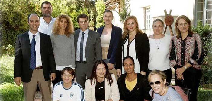Σύμφωνο συνεργασίας υπέγραψαν Κοινότητα Π. Ψυχικού και Σύλλογος Ελλήνων Ολυμπιονικών