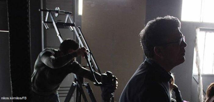Κινηματογραφικό Εργαστήριο με τον Νίκο Κορνήλιο στο Αετοπούλειο Πολιτιστικό Κέντρο Χαλανδρίου