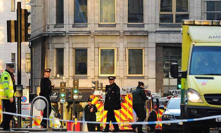 Επίθεση στο Λονδίνο: Ο δράστης είχε καταδικαστεί για τρομοκρατία