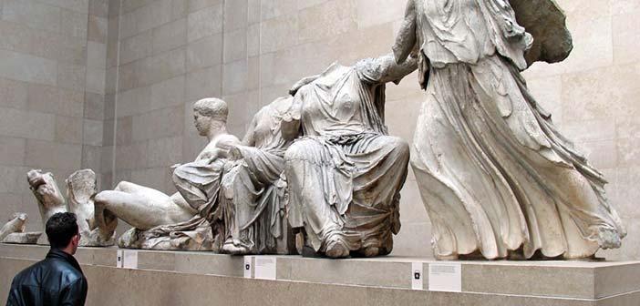 Το Βρετανικό Μουσείο από τους μεγαλύτερους κλεπταποδόχους στον κόσμο, καταγγέλλει δικηγόρος