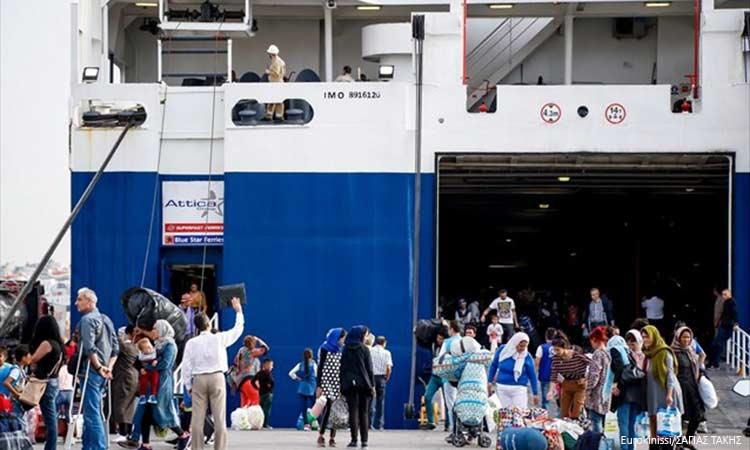 Β. Αιγαίο: Αφίξεις 449 προσφύγων και μεταναστών σε 13 ώρες