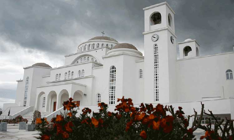 Επίσκεψη στον Ι.Ν. Μεταμορφώσης του Σωτήρος στο Μήλεσι διοργανώνει η Εστία Πατερικών Μελετών