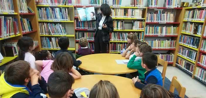 «Η γραμμή» εντυπωσίασε τα παιδιά 6-8 ετών της Λέσχης Ανάγνωσης Ηρακλείου Αττικής