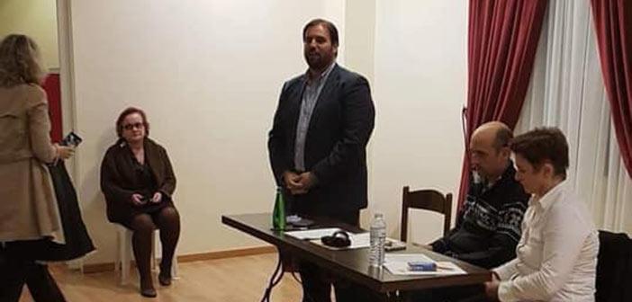 Σε συνάντηση κατοίκων για θέματα του Ηρακλείου Αττικής παρέστη ο Γ. Παπαδημητρίου