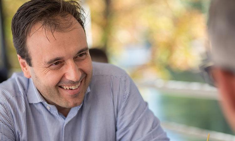 Ο δήμαρχος Τρικκαίων Δ. Παπαστεργίου υποψήφιος για την προεδρία της ΚΕΔΕ