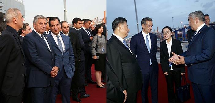 Γ. Πατούλης: Να κάνουμε τον Πειραιά πρώτο λιμάνι της Ευρώπης