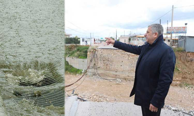 Γ. Πατούλης προς δημάρχους Αττικής: Προχωρήστε σε προληπτικές ενέργειες ενόψει κακοκαιρίας
