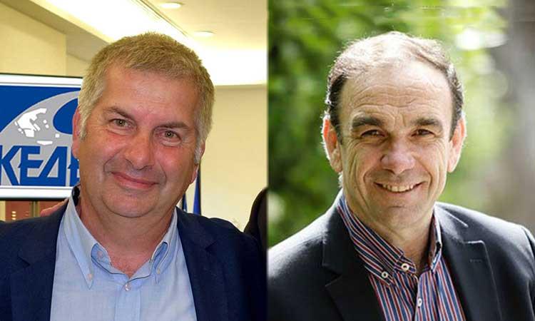 Πρώτοι σε ψήφους για το Εποπτικό Συμβούλιο της ΚΕΔΕ Βλάσσης Σιώμος και Νίκος Χιωτάκης