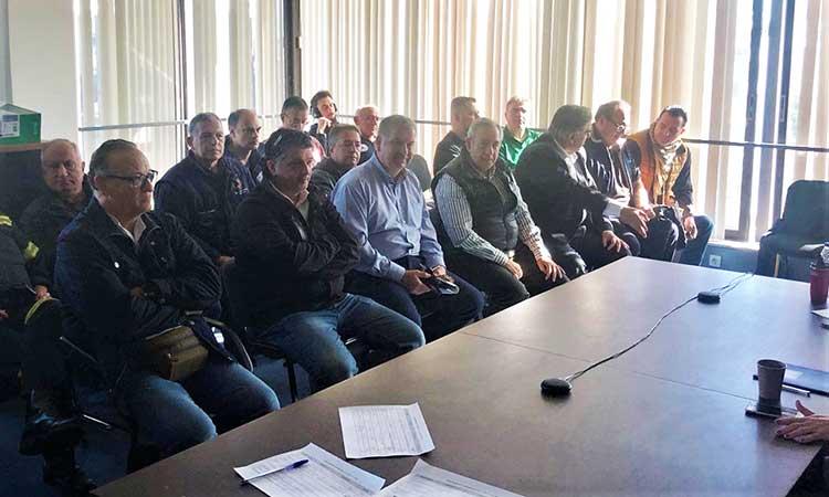 Σε έκτακτη συνεδρίαση της Πολιτικής Προστασίας Βορείου Τομέα ο Δήμος Βριλησσίων