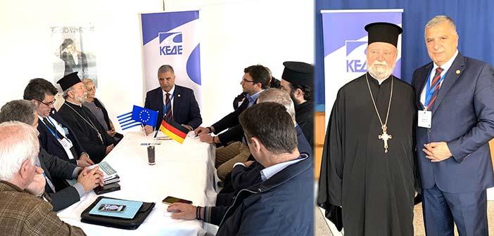 Συνάντηση Γ. Πατούλη με Έλληνες ομογενείς της Γερμανίας