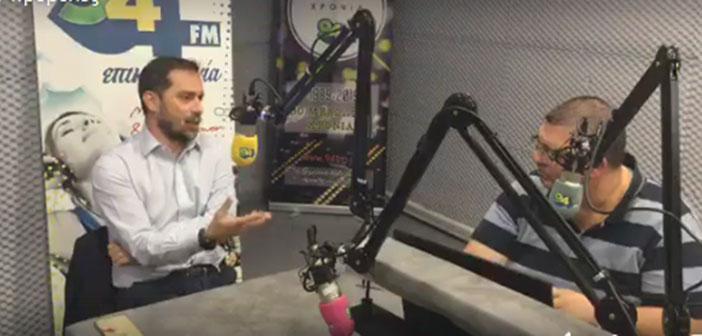 Κ. Βαφειάδης: Στα Βριλήσσια πετύχαμε νοικοκύρεμα των οικονομικών και μείωση τελών και συνεχίζουμε στον ίδιο ρυθμό