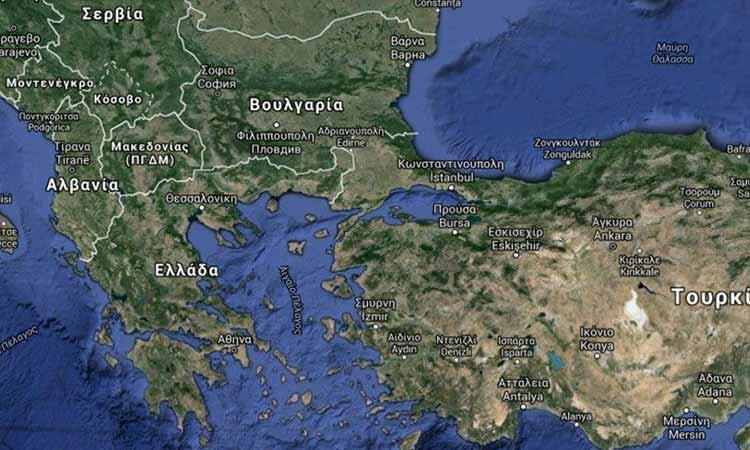Ομιλία «Γεωπολιτικές δυναμικές ανακατατάξεις στο σύμπλοκο Βαλκανίων – Μεσογείου» στην Αγ. Παρασκευή
