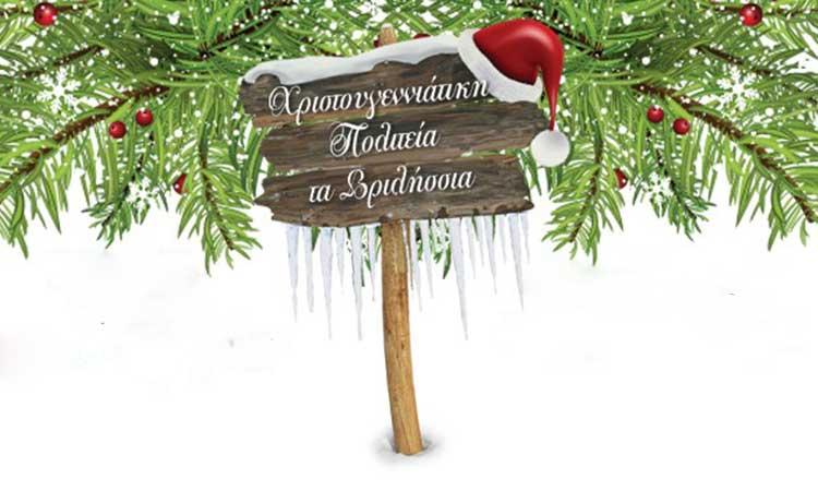 Χριστουγεννιάτικη Πολιτεία τα Βριλήσσια