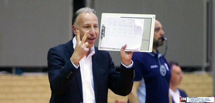 Νίκος Ζαλμάς: Να έχουμε διάρκεια στο παιχνίδι μας απέναντι στον Φοίνικα