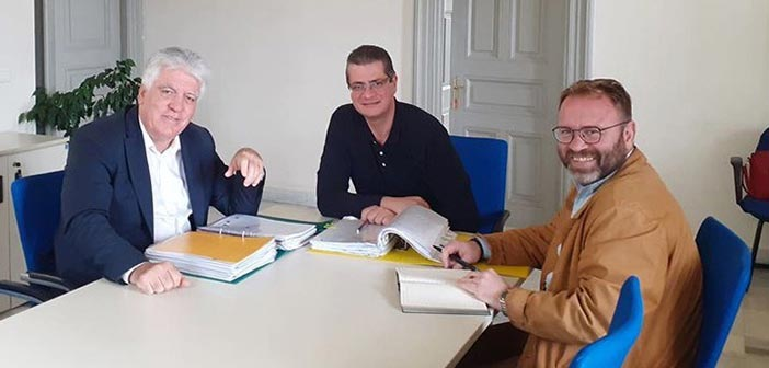 Συνεργασία Δήμου Αγίας Παρασκευής και «Πράσινου Ταμείου»