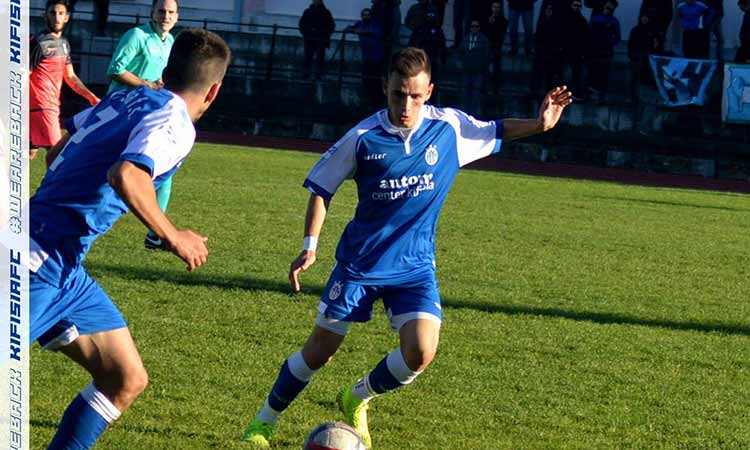 Γ' Εθνική ποδοσφαίρου: Εκτός έδρας νίκη επί του Ιερόθεου και 6η θέση για την Κηφισιά