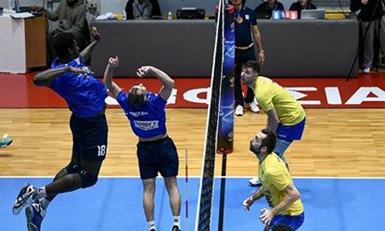 Volley League: Πολύτιμη νίκη του ΑΟΠ Κηφισιάς επί του Παμβοχαϊκού με 3-1 σετ