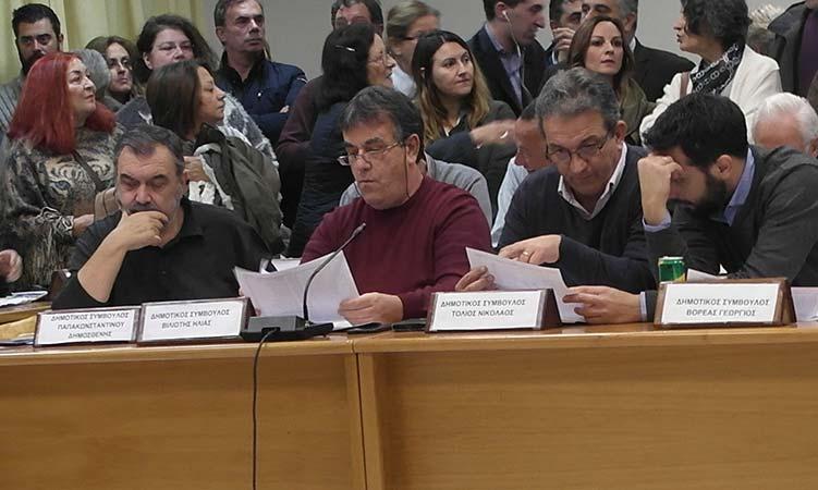 Η Δημοτική Συμμαχία απαντά στον Α. Παλαιοδήμο για την επίθεσή του στον Δ. Παπακωνσταντίνου