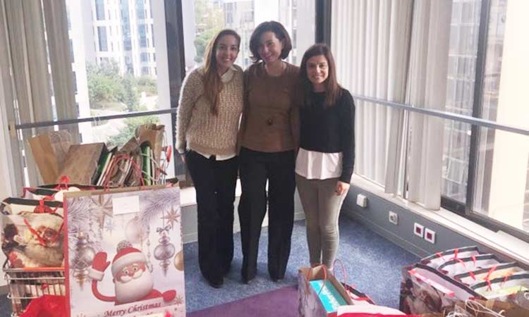 Δώρα σε όλα τα παιδιά των δομών προστασίας της Π.Ε Βορείου Τομέα Αθηνών