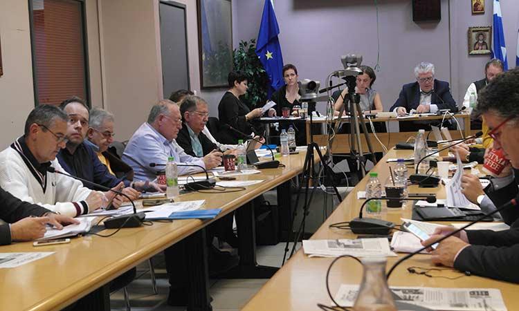 Συνεδριάζει την Τετάρτη 2/12 το Δημοτικό Συμβούλιο Αγ. Παρασκευής