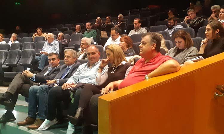 Ο αντιπεριφερειάρχης Β. Γιαννακόπουλος ομιλητής σε εκδήλωση του Δήμου Ελληνικού – Αργυρούπολης