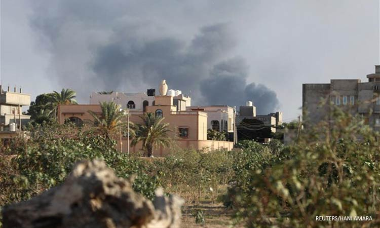 Λιβύη: Πυκνώνουν τα σύννεφα πάνω από τη γεωπολιτική σκακιέρα