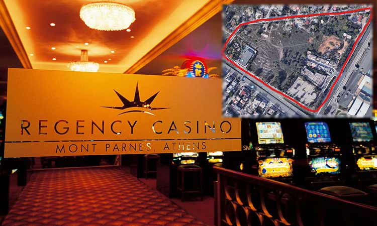Στο Μαρούσι εντός του 2020 το καζίνο Πάρνηθας