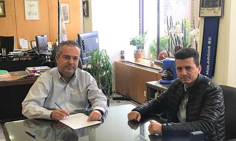 Υπογράφηκε η σύμβαση για το έργο ανάπλασης της οδού Βουτσινά Δήμου Παπάγου – Χολαργού