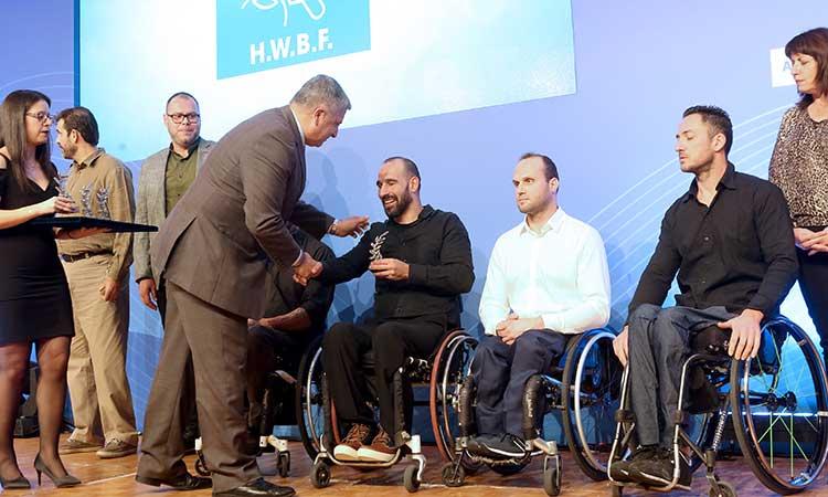 Σε εκδηλώσεις με αφορμή την Παγκόσμια Ημέρα Ατόμων με Αναπηρία ο περιφερειάρχης Αττικής