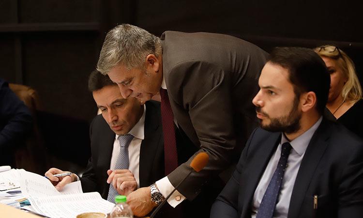 Υπερψηφίστηκε ο προϋπολογισμός της Περιφέρειας Αττικής