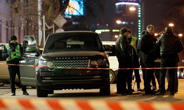 Ουκρανία: Σκοτώθηκε 3χρονο αγοράκι σε δολοφονική ενέδρα κατά του βουλευτή πατέρα του