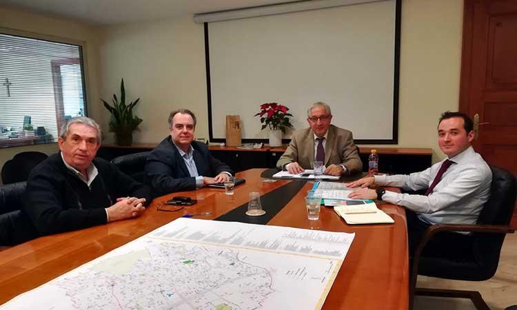 Συνάντηση δημάρχου Αμαρουσίου με τον Εκπολιτιστικό Σύλλογο Δωδώνης
