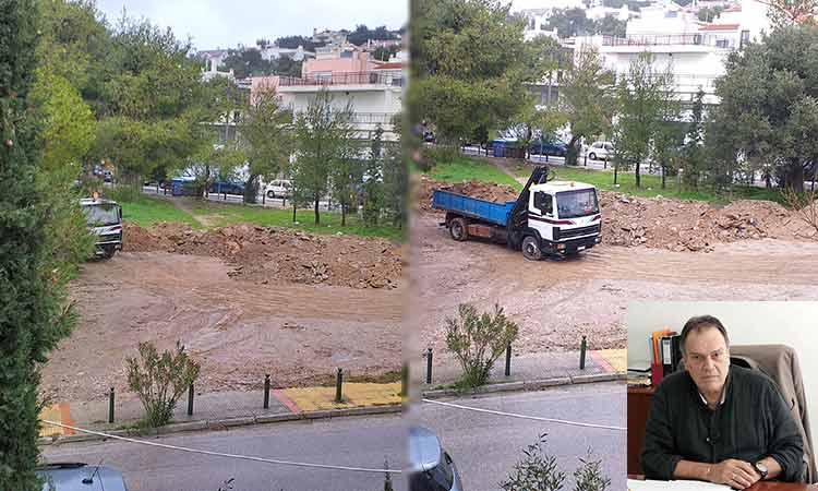 Α. Νεφελούδης: Η δήμαρχος Κεχαγιά βλάπτει σοβαρά τον Δήμο Πεντέλης
