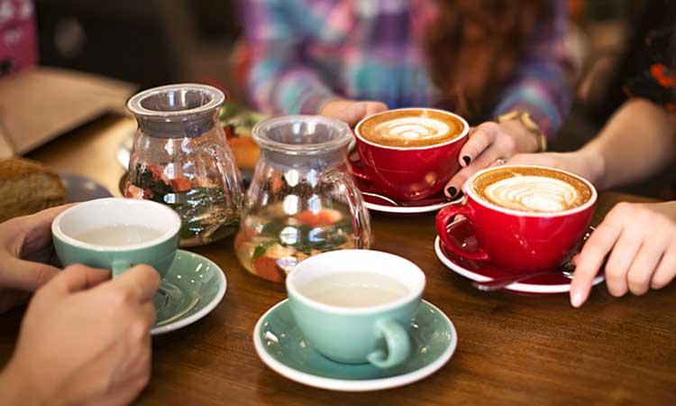 Στην Κηφισιά για καφέ και όχι μόνο