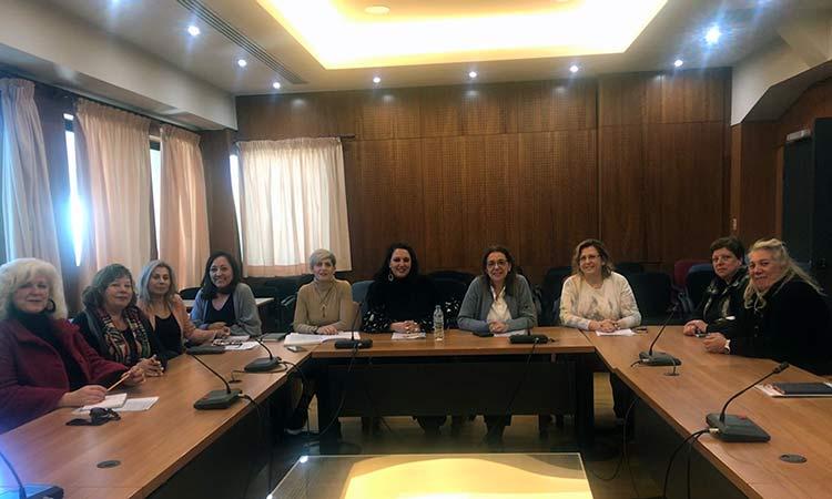 Ξεκίνησε τις συνεδριάσεις της η Δημοτική Επιτροπή Ισότητας Λυκόβρυσης – Πεύκης