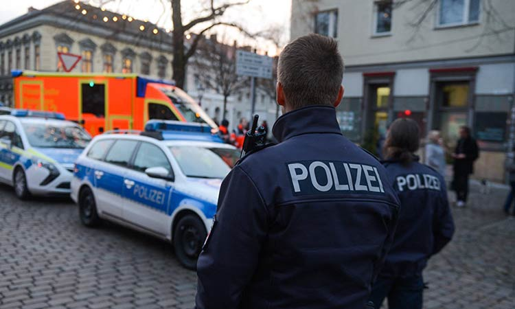 Γερμανία: «Οικογενειακό δράμα» οδηγεί σε μακελειό με έξι νεκρούς