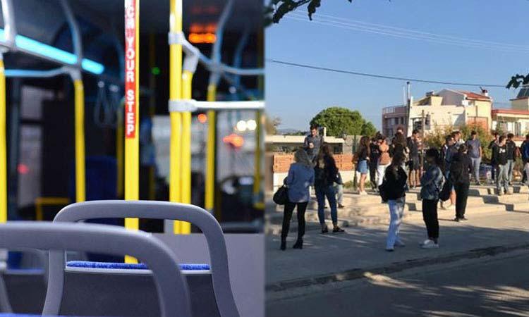 «Βάζουν μπροστά» τα δημοτικά λεωφορεία στην Πεντέλη για τη μεταφορά φοιτητών