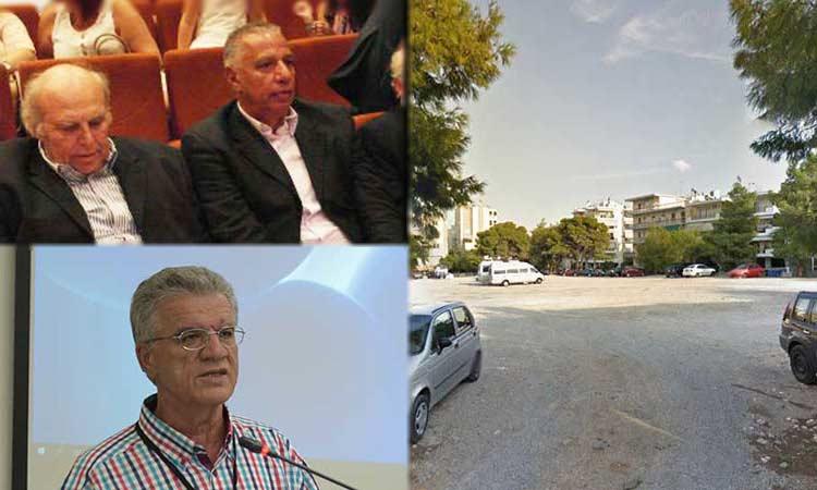 Π. Καμάρας – Δ. Φωκιανός: Διαστρέβλωση της αλήθειας για την κεντρική πλατεία από τον Γ. Θεοδωρακόπουλο