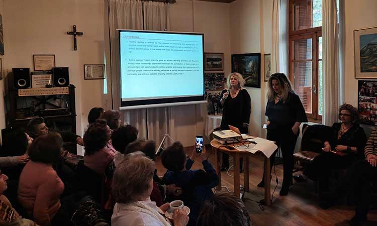 Αντιπροσωπεία του Παγκόσμιου Οργανισμού Υγείας στο Ηράκλειο Αττικής για ανταλλαγή τεχνογνωσίας