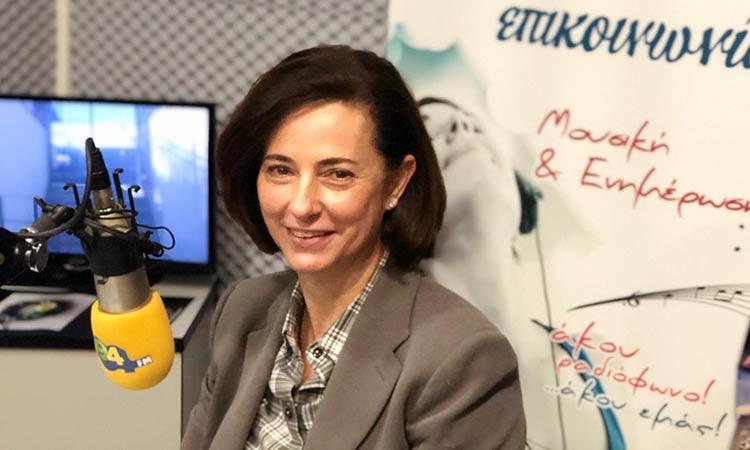 Λ. Κεφαλογιάννη: Προτεραιότητα για την Περιφέρεια Αττικής η ανακύκλωση και τα μεγάλα έργα