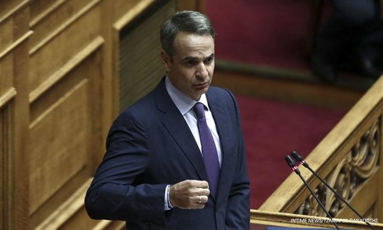 Κ. Μητσοτάκης: Προειδοποίηση για διακοπή του πρωταθλήματος