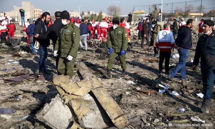 Ιράν: Η κατάρριψη του Boeing οφείλεται σε «ανθρώπινο λάθος»